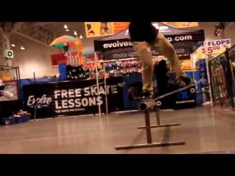 West 49  Evolve Skate Camp and West 49 at the CNE 2014
