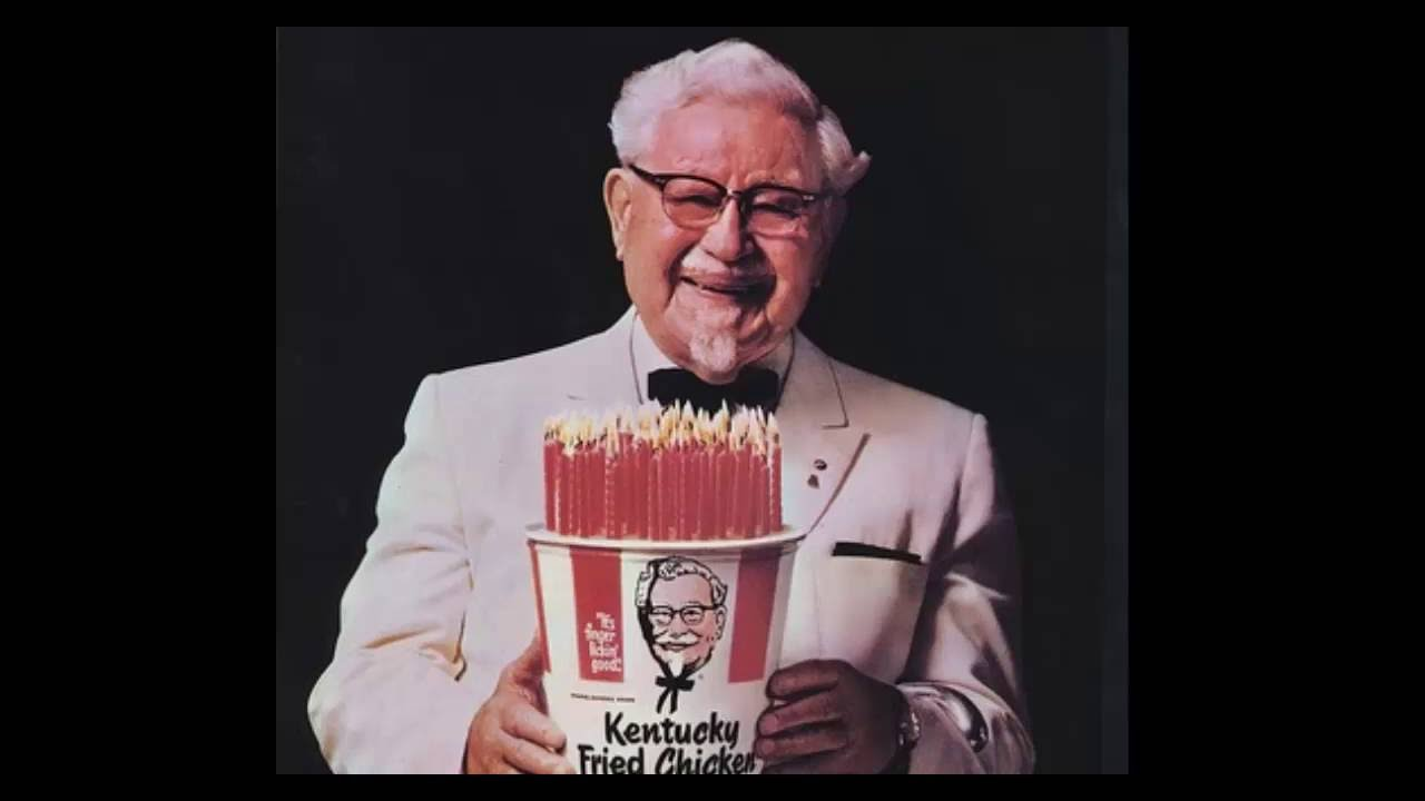 You Are Never Too Old- The Story of Colonel Sanders (KFC) - Never ...