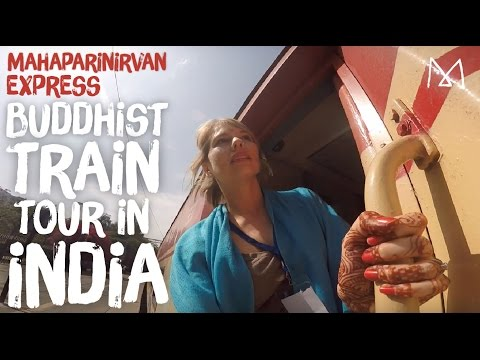 Buddhist Circuit Tourist Train India (Mahaparinirvan Express) 2016  HD