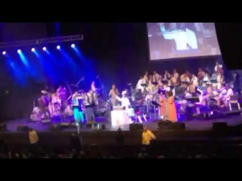 Ilaiyaraaja Live in Telugu Concert - 3 notes song