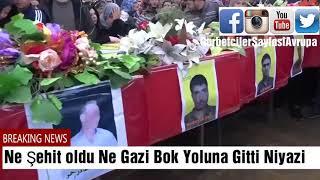 YPG PKK CENAZESİ AFRİN Ne Şehit Oldu Ne Gazi Bok Yoluna Gitti Niyazi
