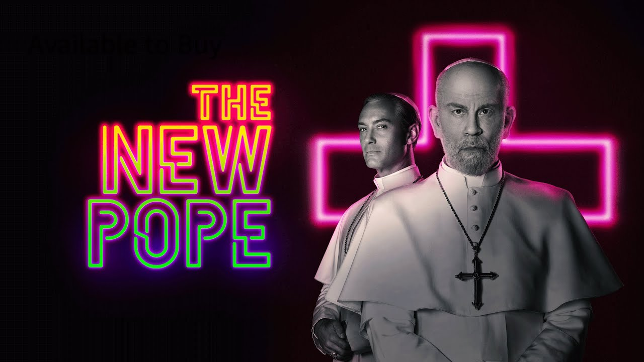 Download The New Pope DVD Blu-ray & Digital Download