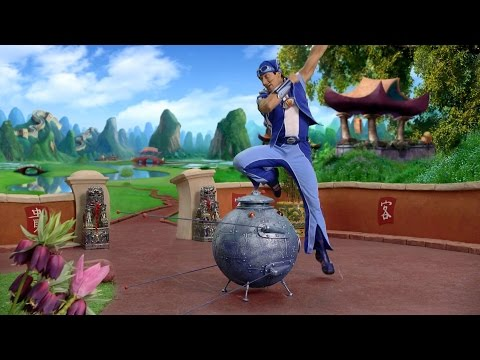 LazyTown S02E18 Sportacus Saves The Toys 1080p HD