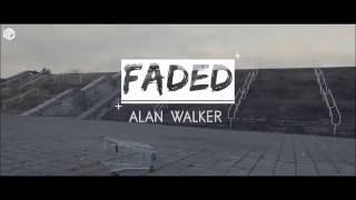 Alan Walker - Faded ft. Iselin Solheim (lyrics)