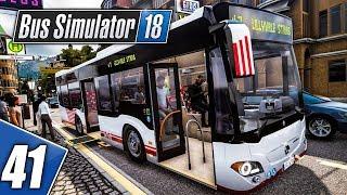 BUS SIMULATOR 18 #41: Der erste DLC: Mercedes-Benz Interior Pack | BUS SIMULATOR 2018 deutsch