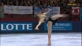 Мир фигурного катания. Bond Girl, Yuna KIM!!(, 2013-09-23T18:11:10.000Z)