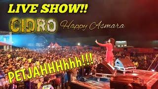Download Lagu Happy Asmara - Cidro (Live in Spekta Merah with Om.Sera) mp3