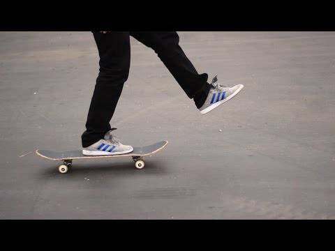Thumbnail: HOW TO SKATEBOARD FOR BEGINNERS | HOW TO SKATEBOARD EPISODE 1