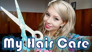My Hair Care + Jak na to: Objem a vlny│Kate Wednesday