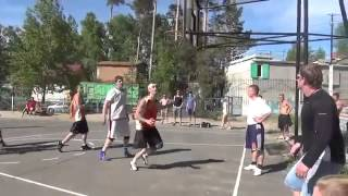 Звездный стритбол Полуфинал МБК НМ 14 06 2014