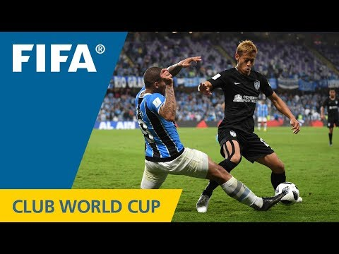 Download Youtube: Grêmio FBPA v  Pachuca - FIFA CLUB WORLD CUP UAE 2017