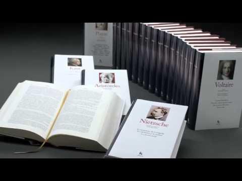 RBA BIBLIOTECA GRANDES PENSADORES 20 CAST 240714 - YouTube