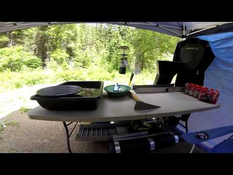 cheap tramper  camping hacks   , why rough it when boondocking ?