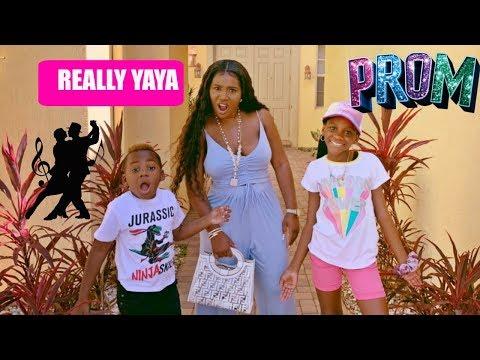 Yaya's Crush Asked Her To Prom