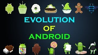 Evolution of Android  Android Versions 1.0 to 8.0 (2008-2017)