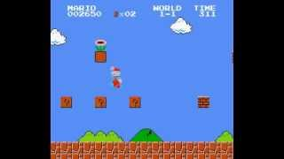 Mario Jump - Let