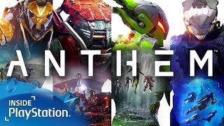 Anthem - Javelin Guide | Welche Klasse wählen? PS4 Pro Gameplay
