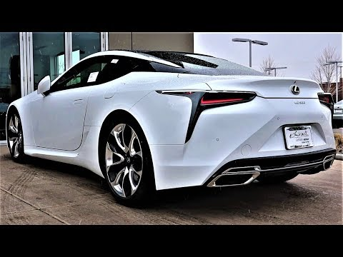 2020 Lexus LC 500: Is This A Super Car, Luxury Car Or Both?