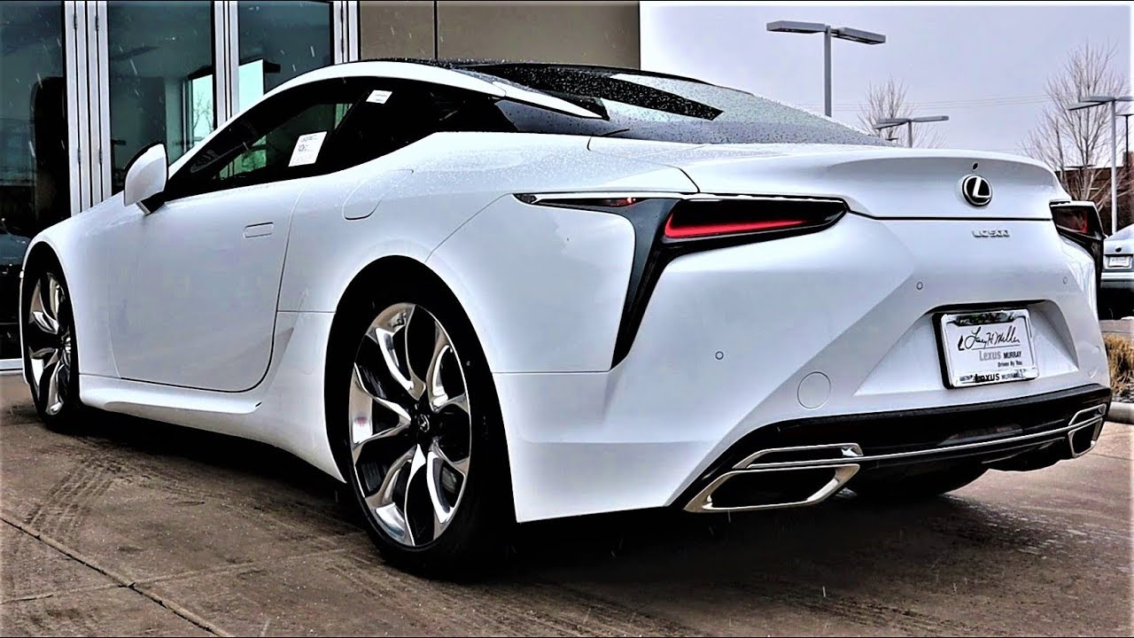 2020 Lexus Lc 500 Is This A Super Car Luxury Car Or Both Youtube