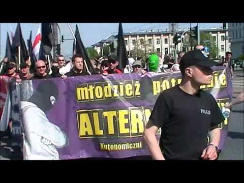 Nacjonaliści W Warszawie