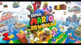 GATETE KAWAII - MARIO 3D WORLD #1