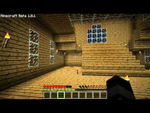 Minecraft House Ideas Part 1 - YouTube