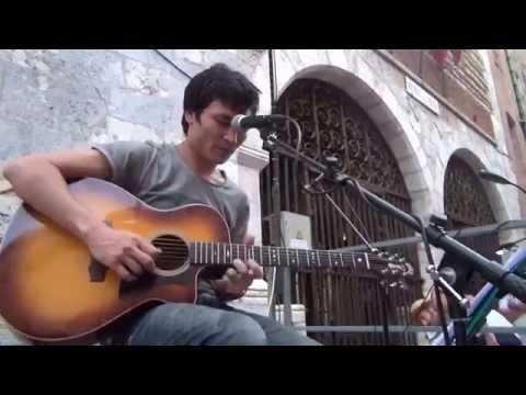 Sweet Child O' Mine Acoustic Cover By Cholo- Jeudis De Perpignan