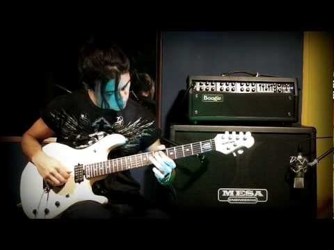 John Petrucci - Wishful Thinking cover by Pablo Aquino