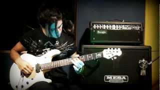 "John Petrucci - ""Wishful Thinking"" (cover by Pablo Aquino)"