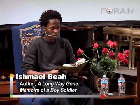 """ishmael beah a long way gone essay A long way gone"""" by ishmael beah involves the change in his understanding of home and place details uploaded eng 91 parisi 5 take-home essay #2."""