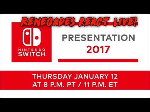 Renegades React LIVE!