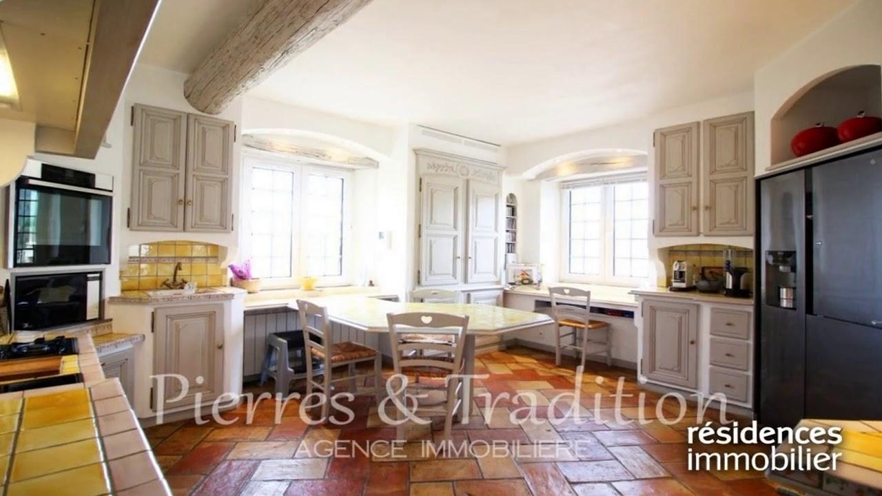 Pierres Et Tradition Apt apt - maison a vendre - 995 000 € - 399 m² - 11 pièces
