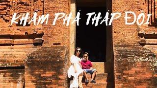 Khám phá Tháp Đôi, dấu tích nền văn hóa Chăm ở Quy Nhơn - Bình Định