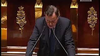 Financement de la dépendance et des innovations : PML intervient à la tribune le 26 janvier 2012