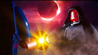 LEGO Captain America Returns the Stones: Red Skull Reunion