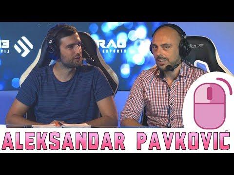 DESNI KLIK Aleksandar Pavković - Na brodu se ubija vreme tako što se ubija jetra.