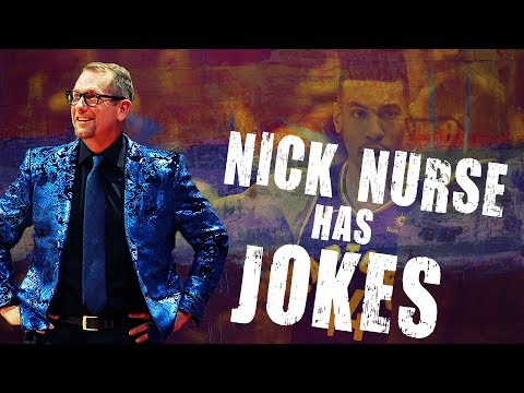 Nick Nurse joins Inside the Green Room with Danny Green