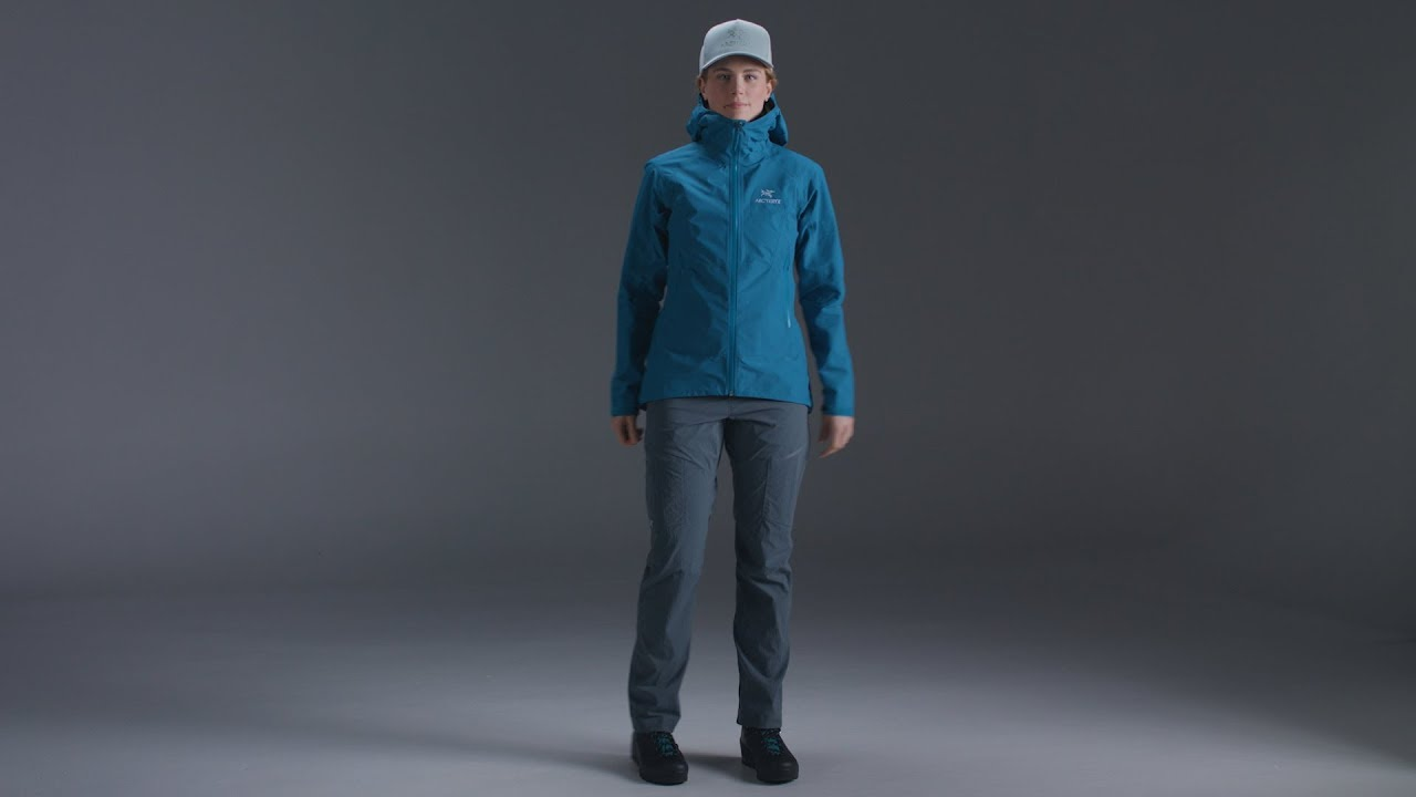 ab0caa9d702 Arc'teryx - Women's Beta SL Jacket - Macaw - YouTube