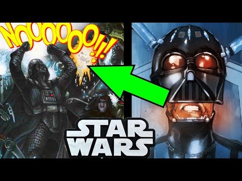 The Hidden TRUTH About Vader's NOOOO Scene!! - Star Wars Explained