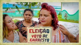 ELEIÇÃO - VOTO DE CABRESTO
