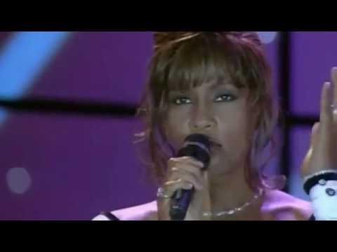 Whitney Houston   I Will Always Love You World Music Awards 1994 HQ360p
