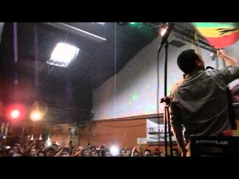 """""LEGAL"", ALERTA KAMARADA SOUND SYSTEM 3 MAYO 2014 BOGOTA"