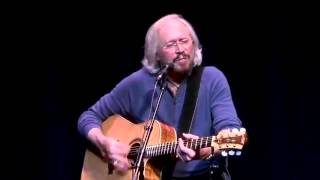 Barry Gibb - How Can You Mend A Broken Heart - MTSU-1 - 28/10/2013