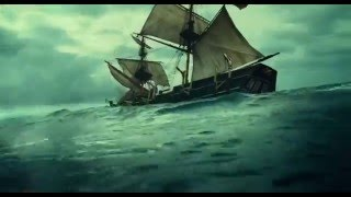 В сердце моря   Русский трейлер 3 HD