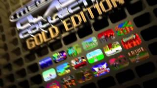 Sega Mega Drive Classic Collection Gold Edition Release HD Trailer
