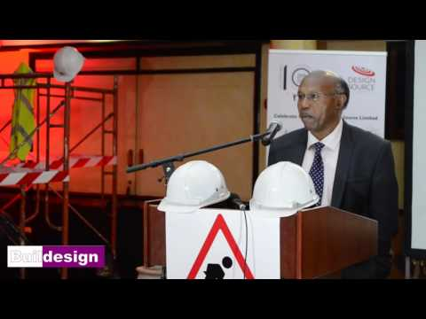#BUILDesignTV - Full Speech by Prof. Paul Maringa during the 10th Anniversary for Design Source