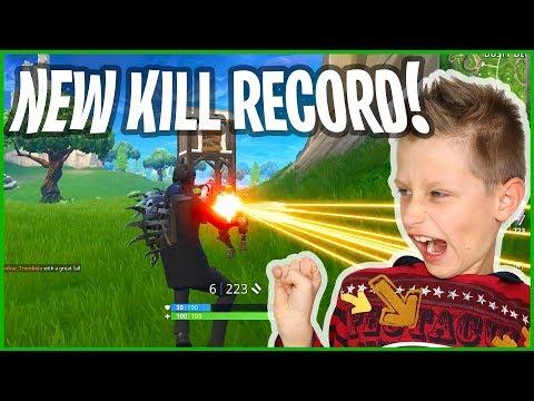 New KILL Record + New Update!