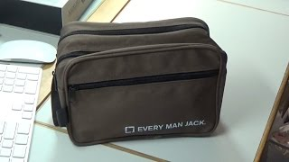 Giveaway -Every Man Jack Shaving Bag