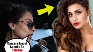 Kangana Ranaut Reaction on Rani Mukherji Controversy Statement on MeeT@@