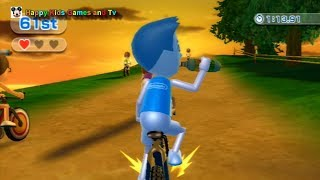 Wii Sports Resort - Cycling Road Race - Around The Island 5 - Happy Kids Games And Tv